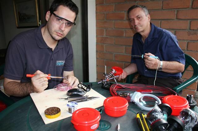 Este emprendedor crea herramientas de bajo costo para ayudar a personas con discapacidades físicas