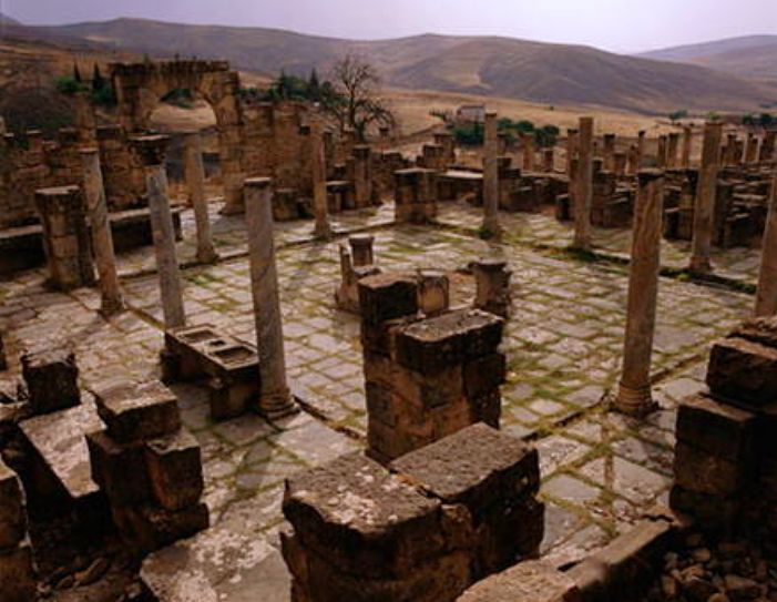 Tourism makes fresh start with Roman Empire in Algeria