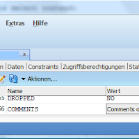 Select table and column comments (Oracle SQL)   APEX-AT-WORK