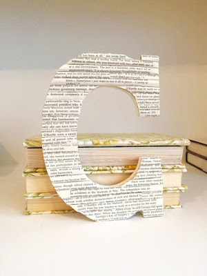 Book Lover Letter from Etsy courtesy of Tomes and Tequila Blog