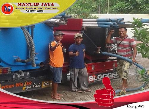 Jasa Sedot Tinja kawasan Kecamatan kenjeran Surabaya Utara Harga Murah