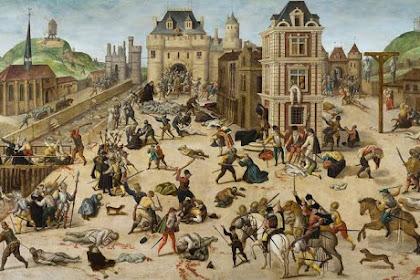 Layakkah Kristen Disebut Sebagai Agama Konflik?