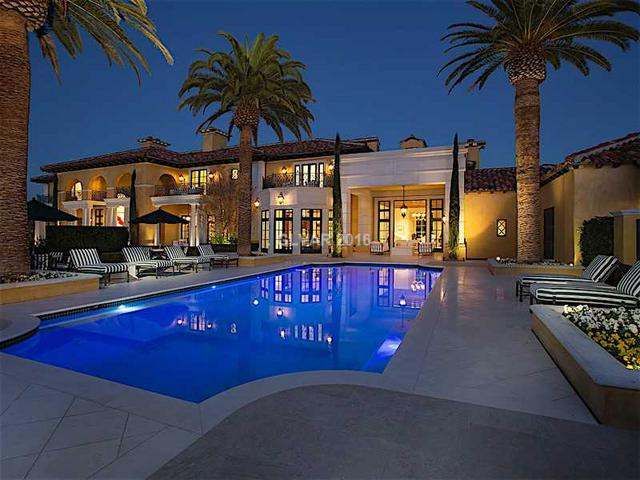 Homes for sale las vegas henderson nevada robert swetz for Home for sale in las vegas with pool