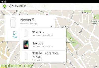 What is Android Device Manager and how to use it
