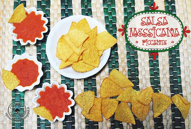 ricetta salsa messicana bimby