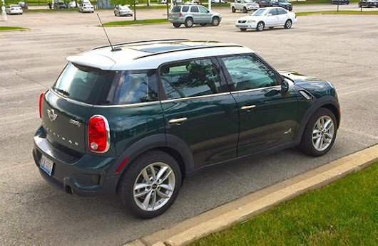 Maxi: 2014 Mini Cooper S All4 Countryman