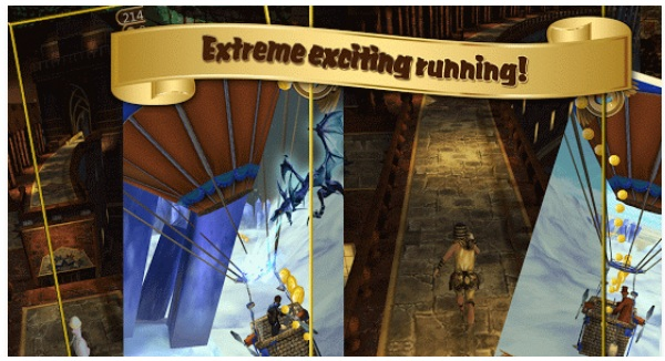 Running Lost Castle V1.2 Apk Terbaru