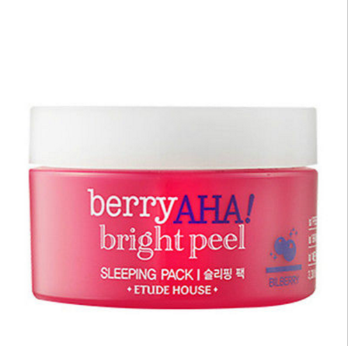 Berry AHA Bright Peel Sleeping Pack