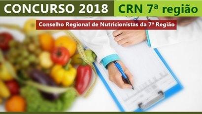 Apostila Concurso CRN 7ª região 2017