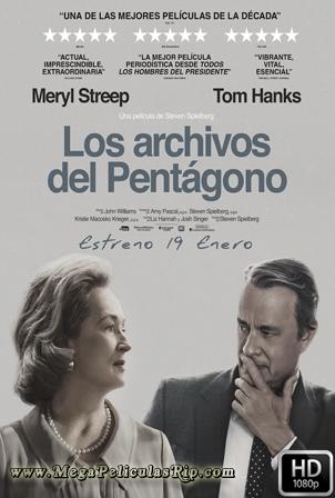 Los Archivos Del Pentagono [1080p] [Latino-Ingles] [MEGA]