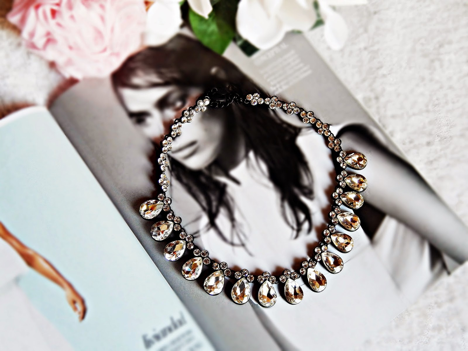 Zara accessories necklace