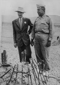 projeto manhattan, bomba nuclear