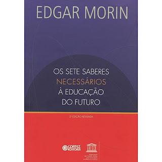 livro Os Sete Saberes Necessários à Educação do Futuro