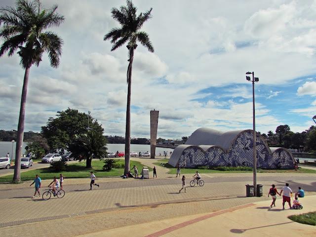 Lagoa da Pampulha - Belo Horizonte