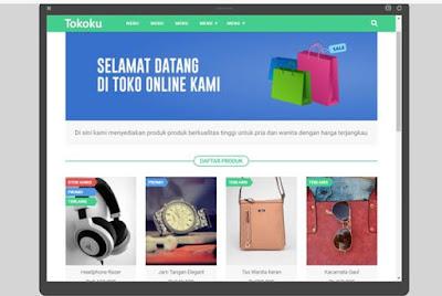 Jasa Pembuatan Toko Online Murah