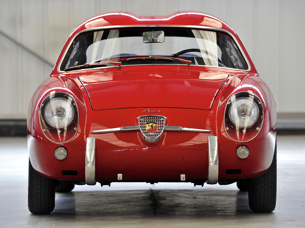 Fab Wheels Digest F W D Fiat Abarth 750 Zagato Coupe
