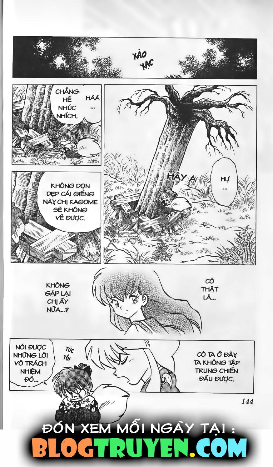 Inuyasha vol 07.8 trang 11