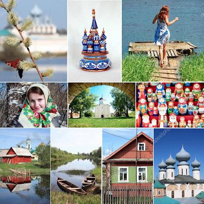 El país Rusia