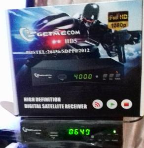 Receiver Getmecom HD-5 Robocop