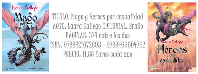 Reseña: Mago y Héroes por casualidad