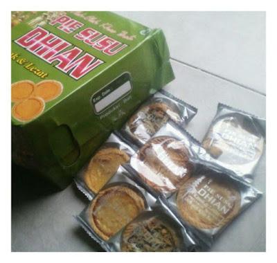 Pie Susu Dhian Oleh Oleh Dari Bali