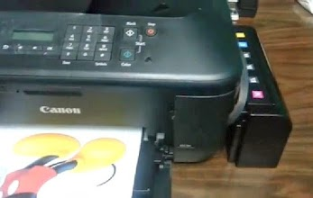 Eliminating the 5200 error message on Canon printers  | en Rellenado