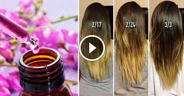 How To Grow 2-3 Inches Hair In A Week - 100% Guaranteed