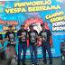 Scooter Owner Grup (SOG) Beri Penghargaan Pada ' Purworejo Vespa Berirama'