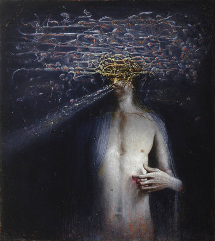 Agostino Arrivabene. Декаданс и фэнтези 3