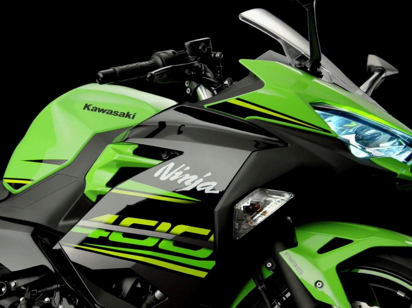 Kawasaki akan gantikan Ninja 300 Fi dengan New Ninja 400 mulai tahun 2018 mendatang