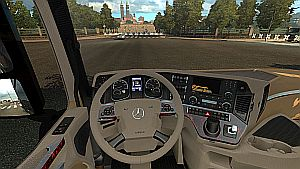 Special Interior for Mercedes MP4