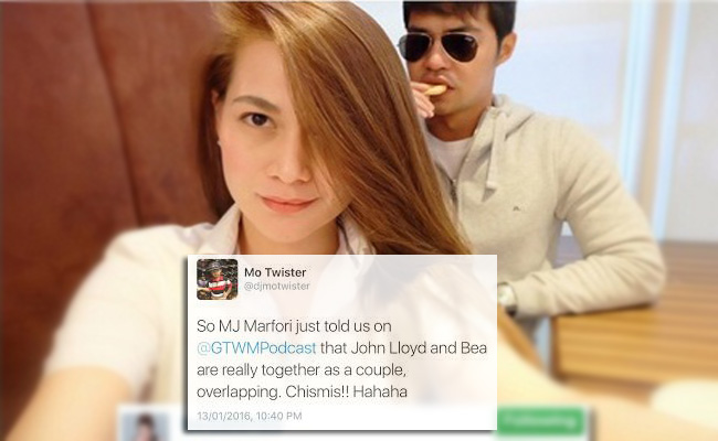 Showbiz Couple Bea and Zanjoe Confirmed Break Up and Denied that John Lloyd is the Reason