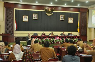Pemprov Lampung Dampingi Kabupaten/Kota Susun Laporan Keuangan WTP