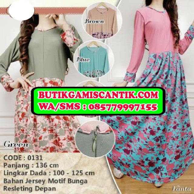 Pusat Grosir baju gamis dan busana muslim Tangerang 1d0bea65bb