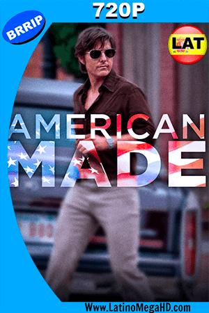 Barry Seal, Sólo en América (2017) Latino HD 720P ()