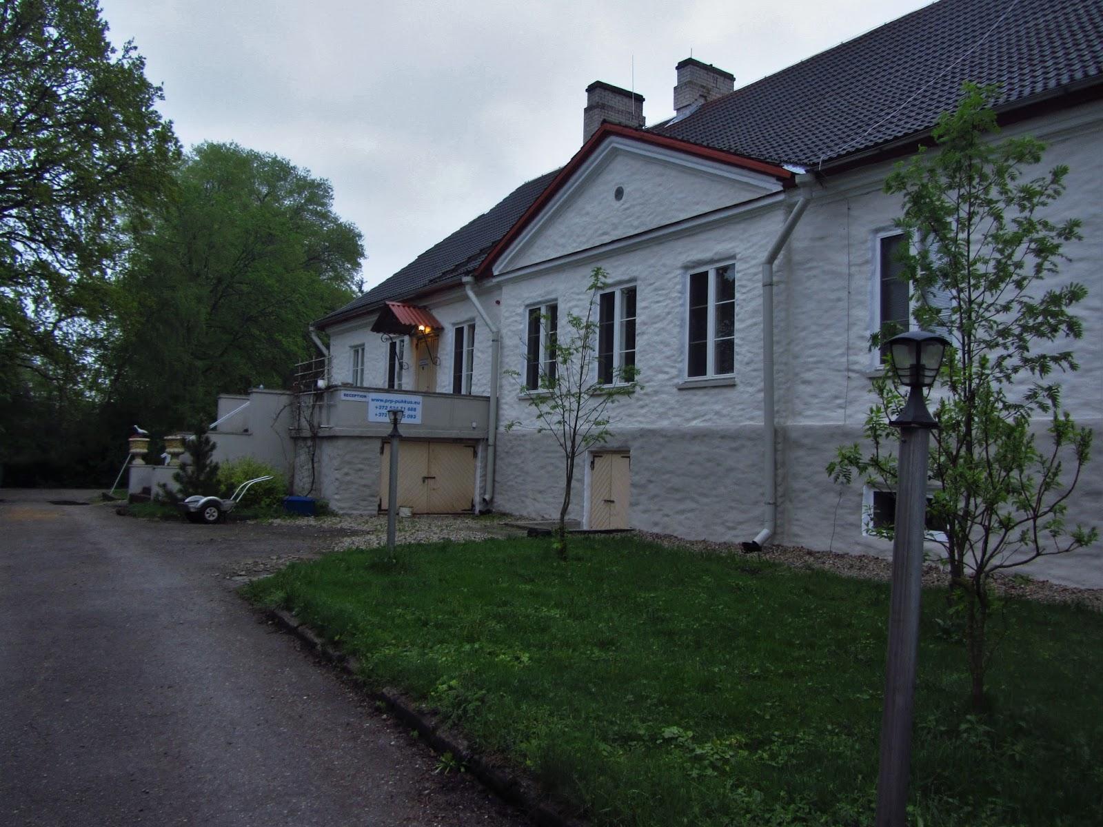 Haeska Manor