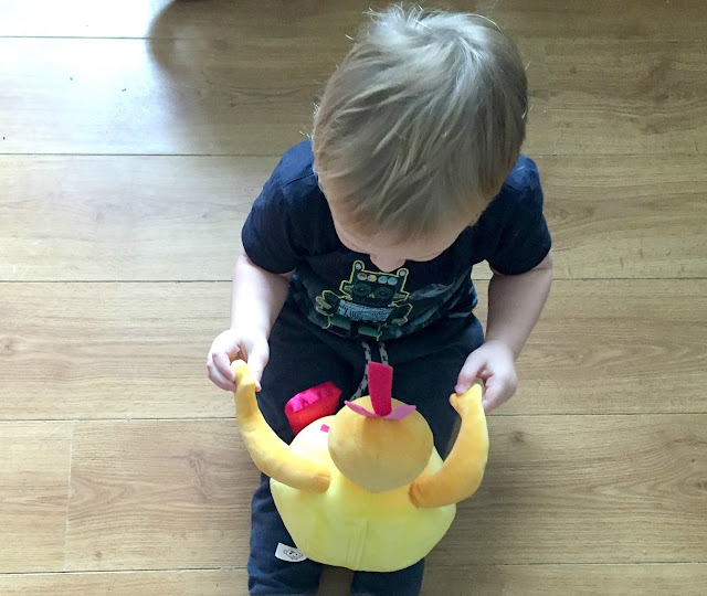 J and Twirlywoos toy