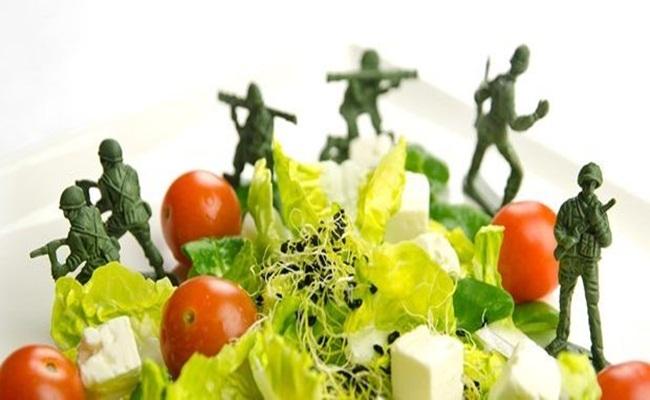 Cardápio da Dieta Militar