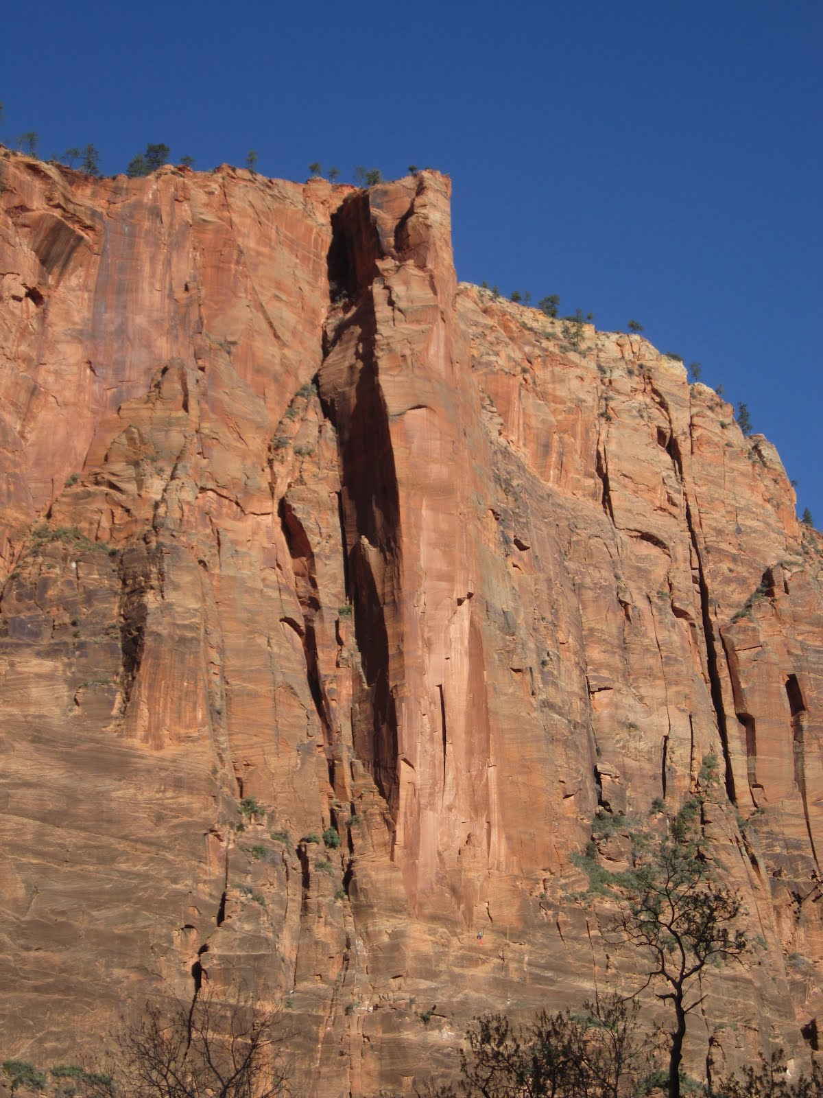 Bay Area Climbing All Things Beta Zion National Park