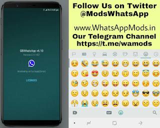 GBWhatsApp v6.10 WhatsAppMods.in
