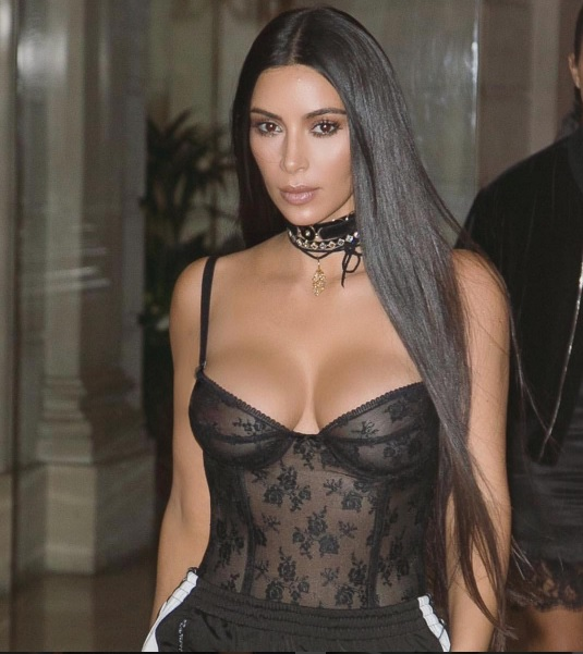 Musas do Instagram: Kim Kardashian
