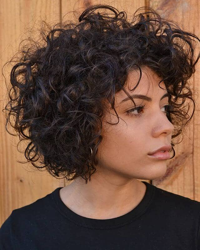 Amazing Short Curly Hair Ideas For Your Style Latesthairstylepedia Com