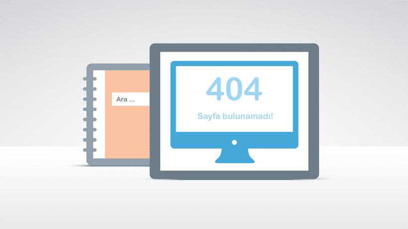 Blogger 404 Hata Sayfası Oluşturma