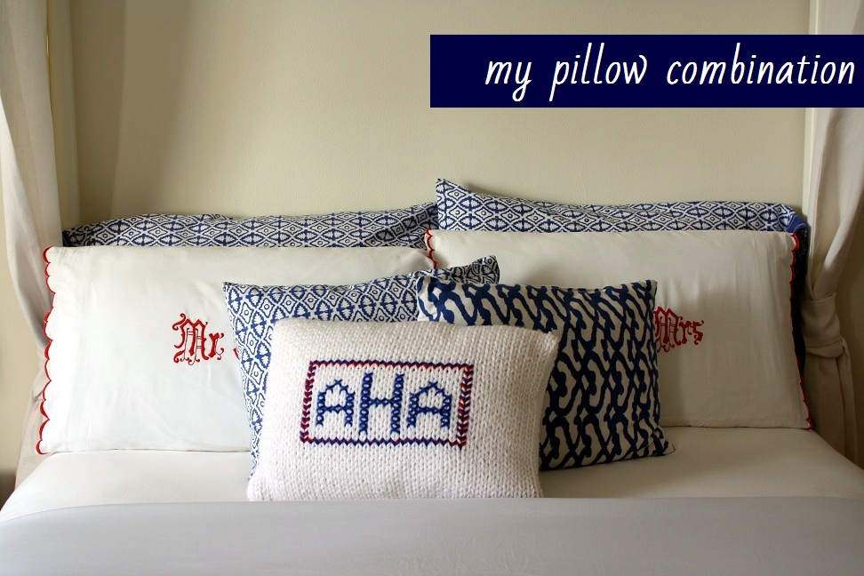 Meet Me In Philadelphia What S Your Perfect Pillow Combination