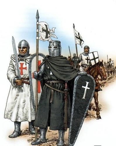 Cruel But Fair: Knights Templar Images: Crusaders who ...