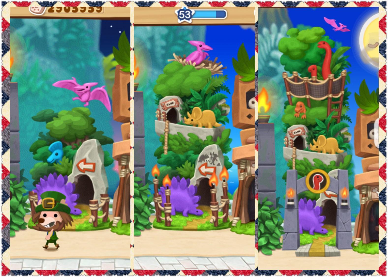 AuRa Treasury: My Favourite App Game - Happy Street by Godzi Lab