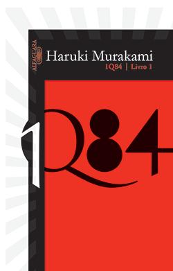 Capa do livro 1Q84