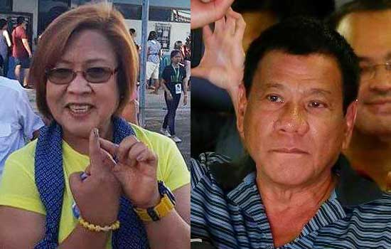 Leila De Lima against on Death Penalty: 'The solution is to fix the justice system'