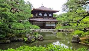 Paviliun Perak, kyoto