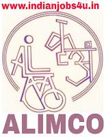 ALIMCO Recruitment 2018